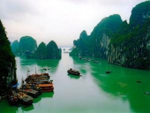 Красоты Вьетнами