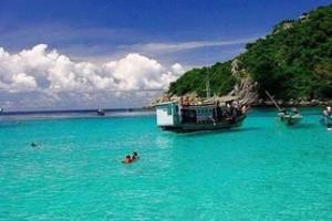 Лазурный берег Тайланда