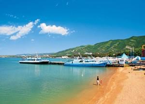 Отличные пляжи Геленджика