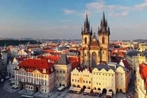 Красивейшая Прага